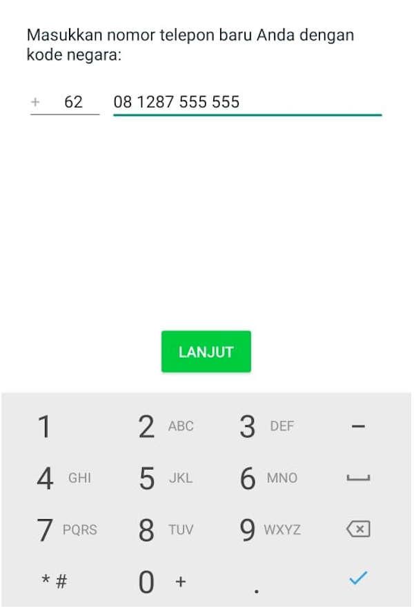 5 Cara Mengatasi Kode Verifikasi Whatsapp Tidak Muncul